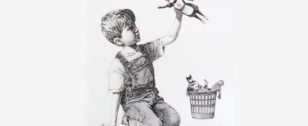 Banksy NHS
